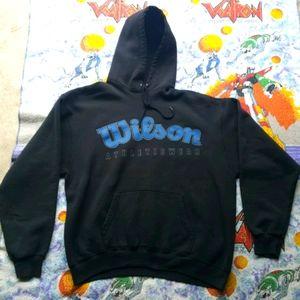 Vtg 80s Wilson hoodie